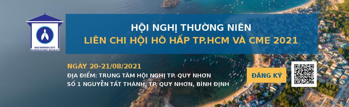 Thông báo lần 1 HNTN Liên chi Hội Hô Hấp TP.HCM năm 2021