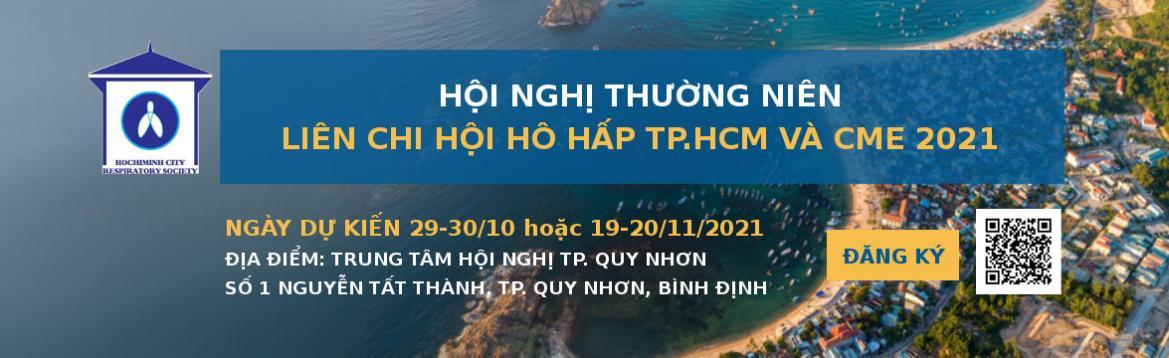Thông báo số 4: V/v thay đổi ngày tổ chức hội nghị của Liên chi hội Hô hấp TPHCM